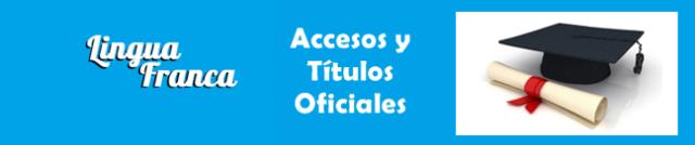 accesos y títulos oficiales banner