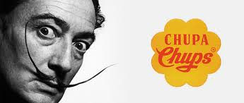 La historia de Salvador Dalí y el logotipo de Chupa Chups