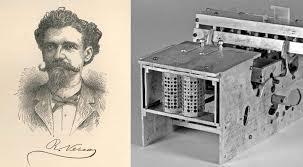 Ramón Verea: El gallego que inventó la calculadora moderna hace 150 años